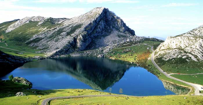 Spain's beautiful landscapes