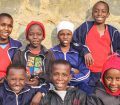 Group of children - the Karuri Project