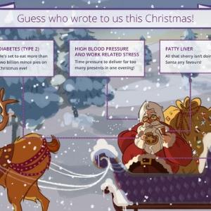 Insuring Santa