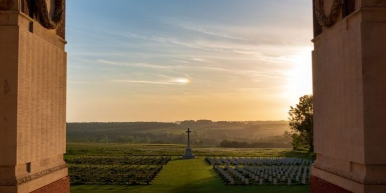 thiepval memorial the somme