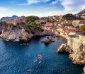 dubrovnik croatia sea