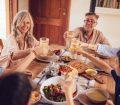 multigenerational family cottage holiday