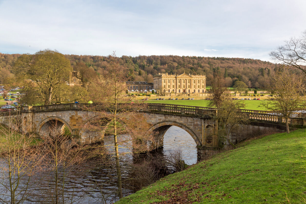 Chatsworth House, Bakewell