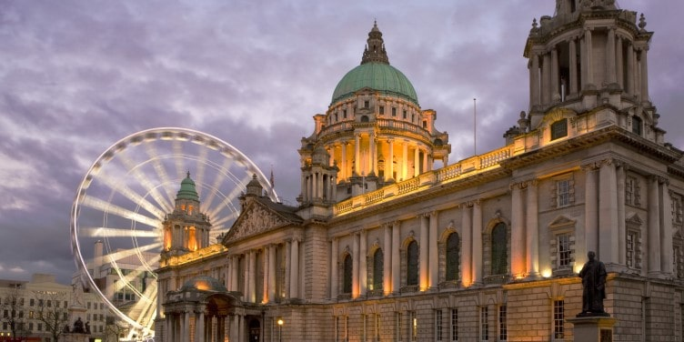 City Hall in Belfast