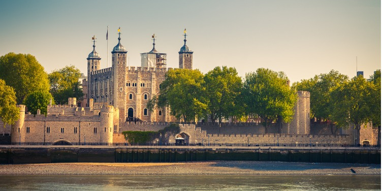 an image of the Tower of London, a World Heritage Site