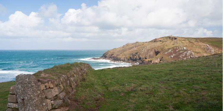 an image of the South West Coastal Path on the Cornwall and West Devon Mining Landscape, a World Heritage Site
