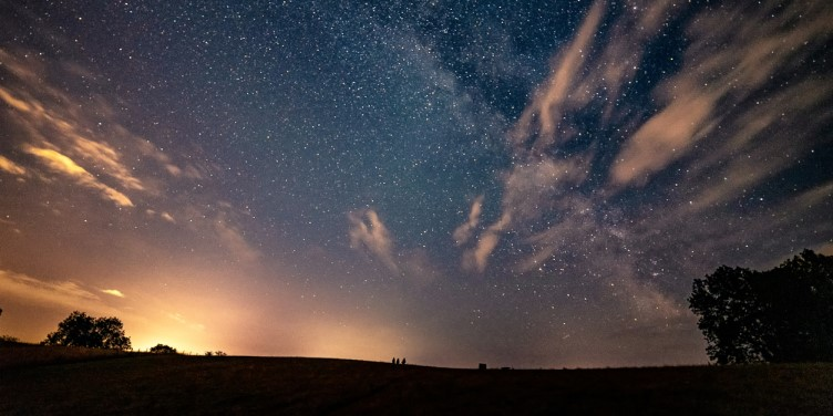 The night sky of Farlacombe Farm