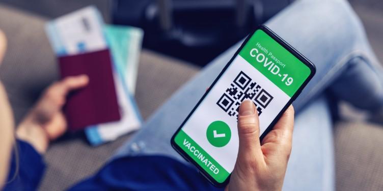 Digital passport concept for vaccinations