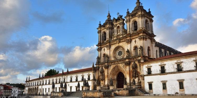 Alcobaca Monastery in Portugal