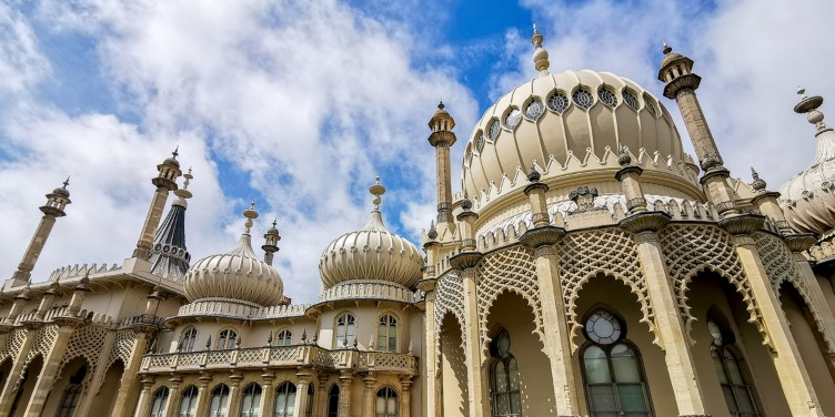an image of the Royal Pavilion in Brighton