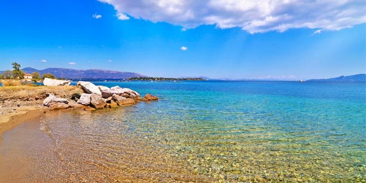 Beaches of Evia